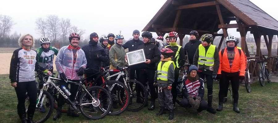 Pierwsze rowerowe  spotkanie dotyczące ścieżki rowerowej w Prostkach