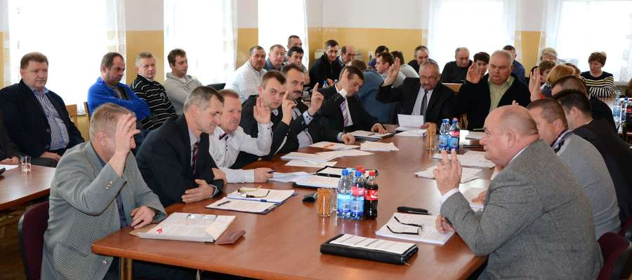 Radni gminy Dzierzgowo podczas ostatniej sesji ustalili stawki podatków i opłat