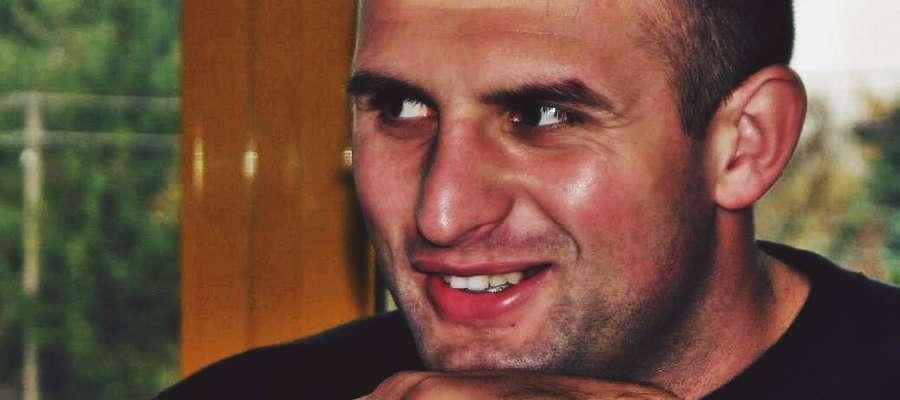 Marcin Brzeski jest w dobrej formie, a co za tym idzie w dobrym humorze przed kolejną walką na zawodowym ringu