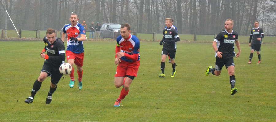 W 1/16 wojewódzkich rozgrywek Pucharu Polski Kaczkan Huragan wygrał z Sokołem po rzutach karnych