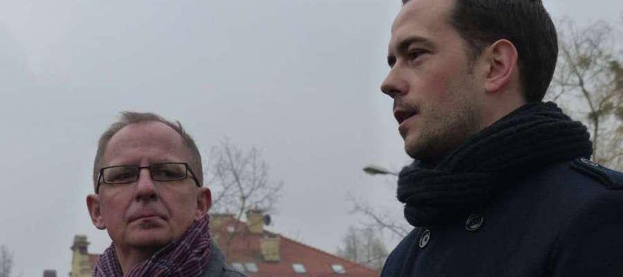 Dariusz Paczkowski i Michał Młotek zapraszają na wycieczkę