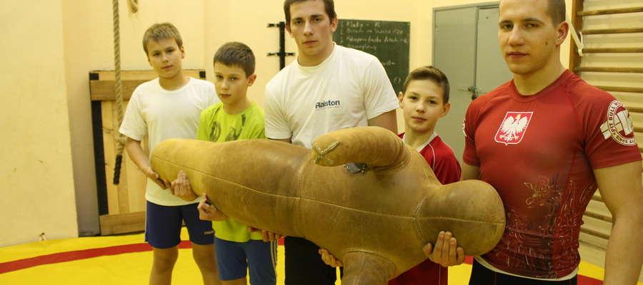 W olsztyńskich Budowlanych trenuje jedynie młodzież, ponieważ na prowadzenie sekcji seniorów klubu po prostu nie stać.