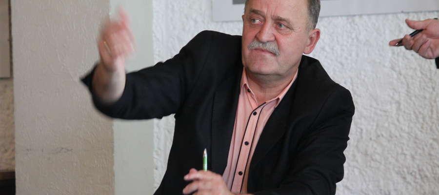 Adam Ołdakowski został wybrany na prezesa Victorii Bartoszyce pod koniec czerwca tego roku