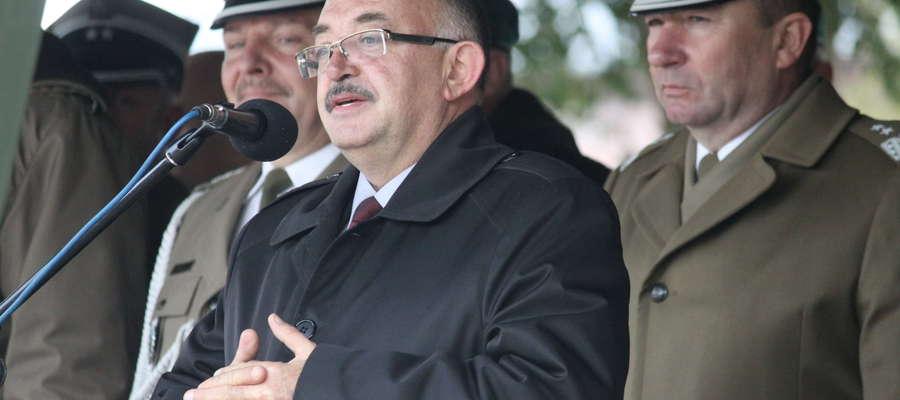 Miron Sycz jeszcze jako poseł. Od dziś jest wicemarszałkiem województwa