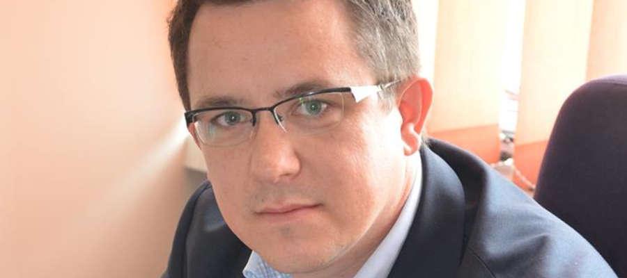Sebastian Kuźniewski, zastępca burmistrza Lidzbarka Warmińskiego