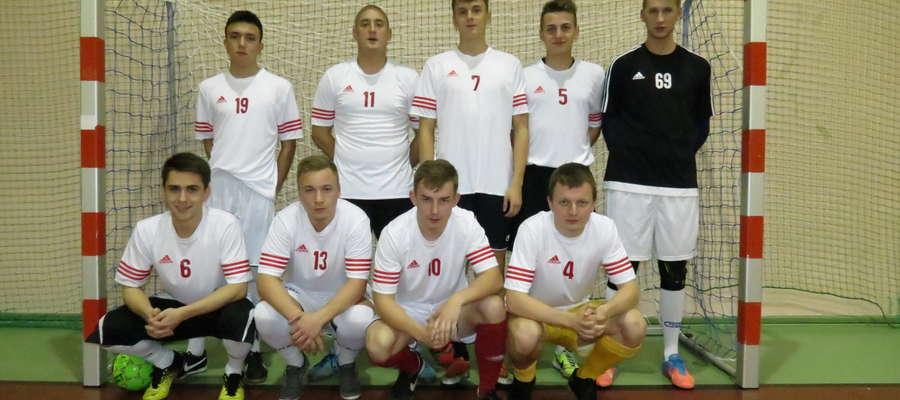 Mar-Vol, czyli lider futsalowych mistrzostw powiatu bartoszyckiego po dwóch kolejkach spotkań