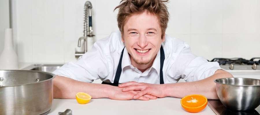 Grzegorz Łapanowski poprowadzi pokaz kulinarny w SP nr 2. Czujcie się zaproszeni