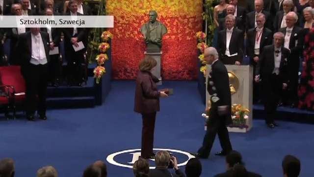W Sztokholmie i Oslo wręczono tegoroczne Nagrody Nobla - full image