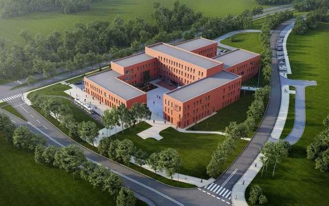 Tak będzie wyglądał nowy budynek wydziałów Prawa i Administracji oraz Nauk Społecznych w Kortowie! - full image