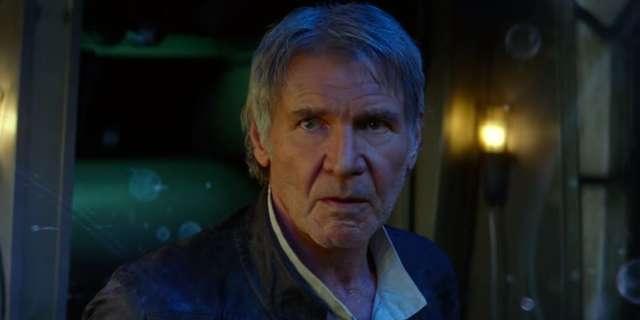 Harrison Ford zdradził zaskakujący fakt z fabuły Gwiezdnych Wojen: Przebudzenie mocy - full image