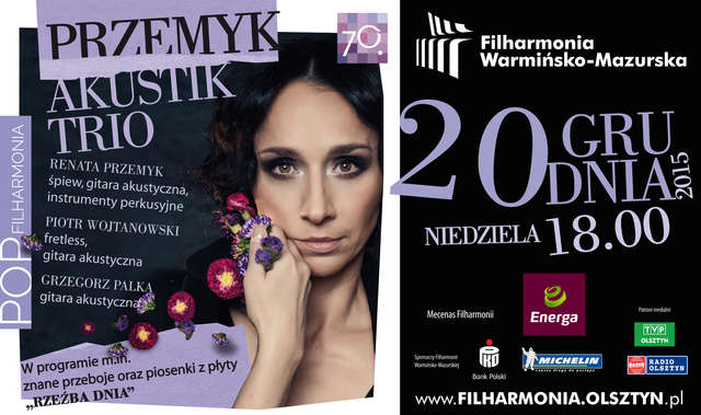 POP Filharmonia: Przemyk Akustik Trio - full image