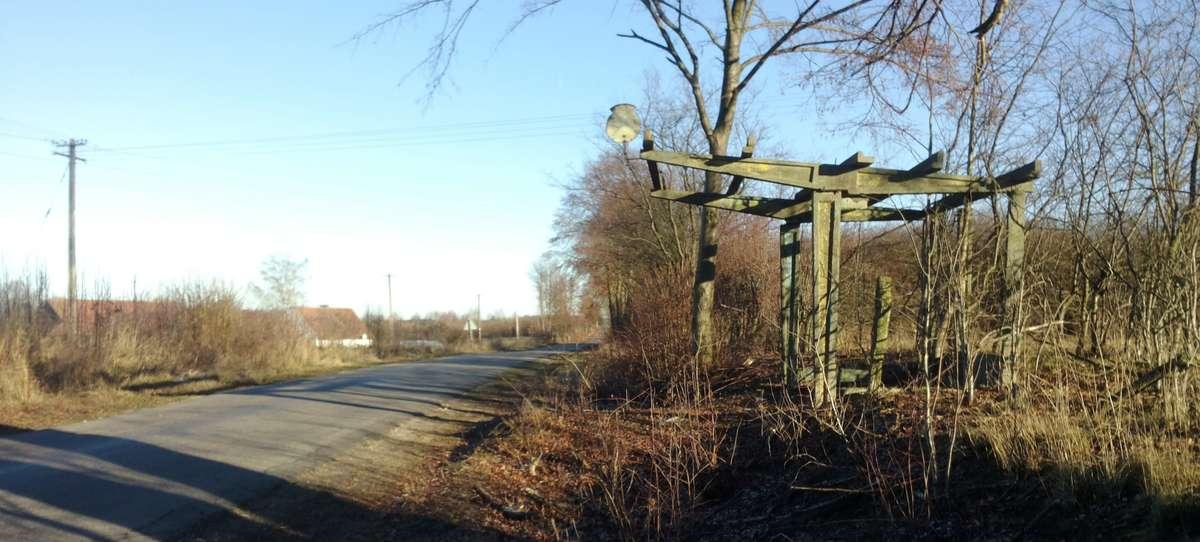 Przystanek na drodze Skajboty-Mokiny