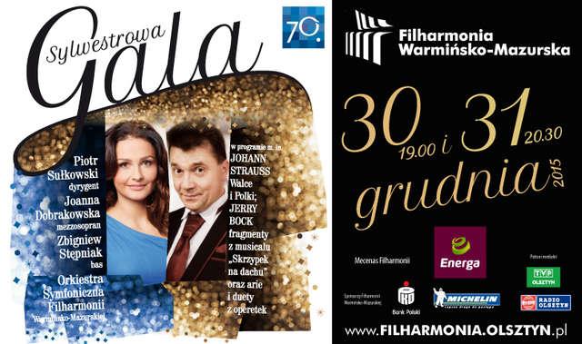 Gala Sylwestrowa w filharmonii - full image