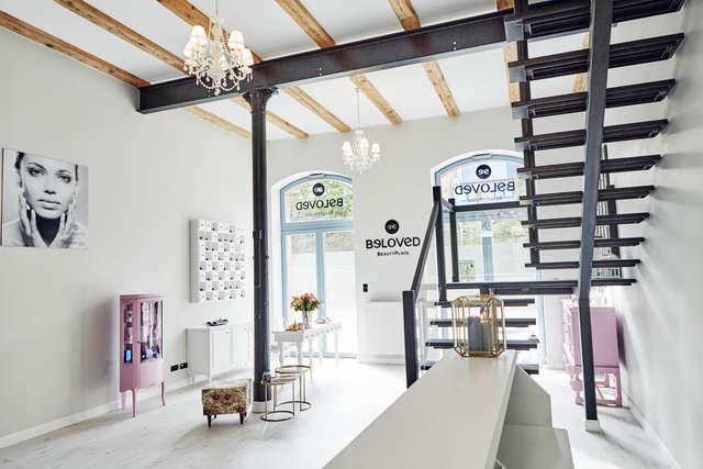 Nowy salon piękności w Olsztynie - full image