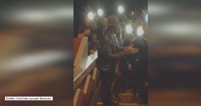 John Boyega zaskoczył fanów Gwiezdnych Wojen - full image