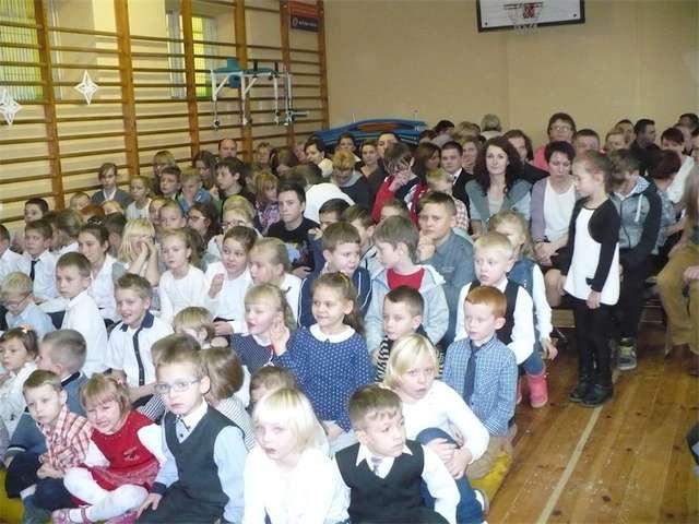 Uczniowie wystawili jasełka