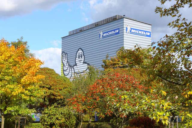 20 lat temu Stomil Olsztyn zamienił się w Michelin - full image
