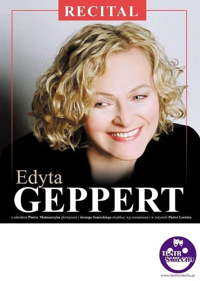 Koncert Edyty Geppert w Olsztynie  - full image