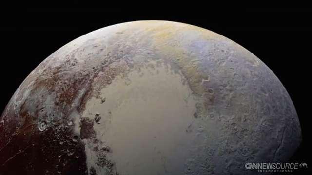 NASA opublikowało dokładne zdjęcia Plutona - full image