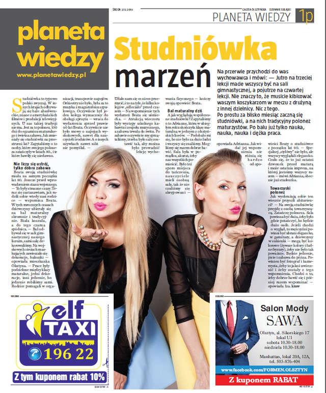 Planeta Wiedzy - pobierz wydanie grudniowe! - full image