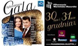 Gala Sylwestrowa w filharmonii