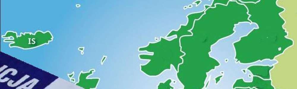 Ekstradycja z Islandii. Mieszkaniec Barczewa przyleciał do Polski w eskorcie policji