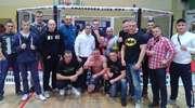 Bielski wicemistrzem Polski w MMA