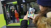 Mikołajkowy dzień otwarty w olsztyńskiej zajezdni tramwajowej [FILM]
