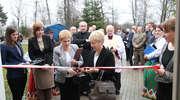 Oficjalne otwarcie Gminnego Domu Pomocy Społecznej w Kamińsku