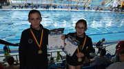 Pływaczki UKS Piątka z pięcioma medalami