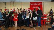 Świąteczny koncert kolęd w Zespole Szkół Ogólnokształcących w Nidzicy