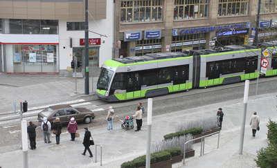 Gdzie powinna znajdować się tramwajowa krańcówka? Są dwie propozycje
