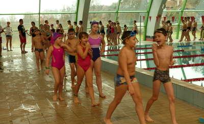 Przed nami kolejne zawody pływackie