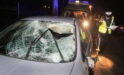 Od piątku, na drogach regionu doszło do czterech wypadków