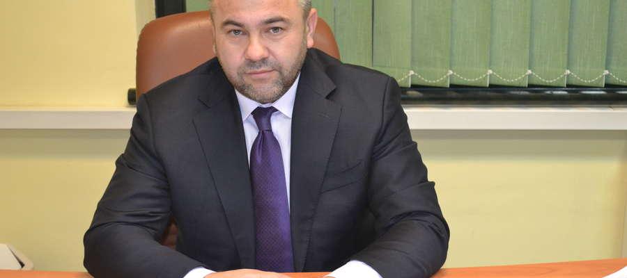 Dariusz Kaczmar, zastępca dyrektora Warmińsko-Mazurskiego Oddziału Regionalnego Agencji Restrukturyzacji i Modernizacji Rolnictwa w Olsztynie