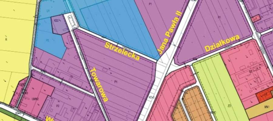 Planowana Specjalna Strefa Ekonomiczna w Żurominie.