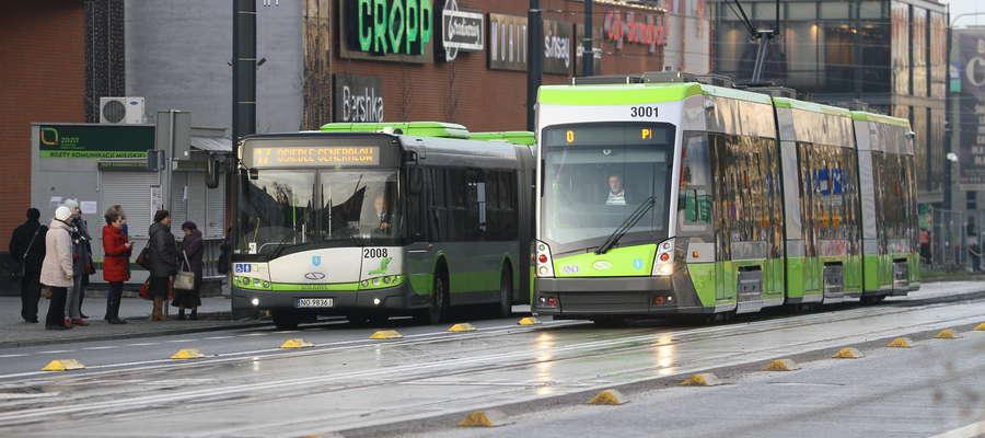 Kolejny problem z tramwajami w Olsztynie. 4 składy trafiły do warsztatu [AKTUALIZACJA]