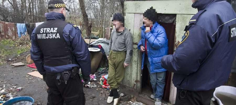 W Olsztynie jest około 30 koczowisk, w których przebywają bezdomni
