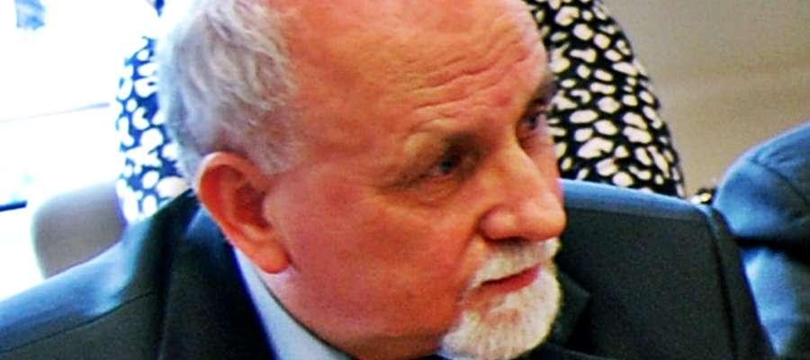 Eugeniusz Demianiuk, dyrektor Powiatowego Urzędu Pracy w Płońsku