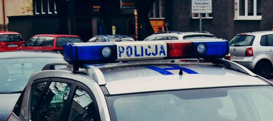 Lista przestępstw zatrzymanego przez płońską policję 26-latka jest długa
