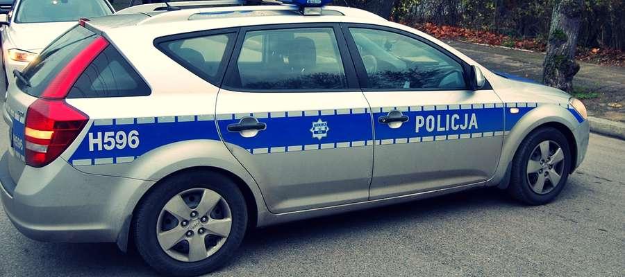 W niedzielę płońscy policjanci ruszyli w pościg za kierowcą opla
