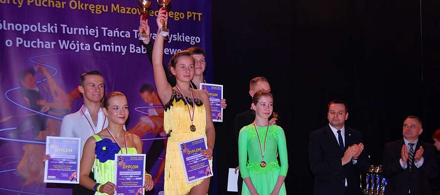 Tancerze z SKTT Start z powodzeniem startowali w dwudniowych konkursach