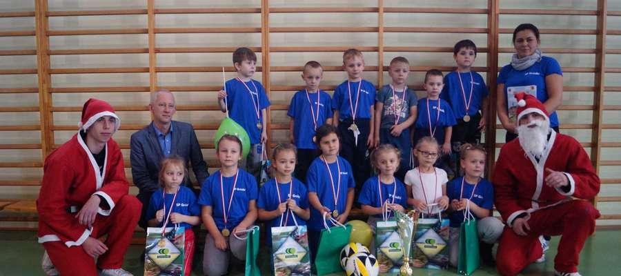 Oddział Przedszkolny przy SP w Gródkach - zwycięzcy