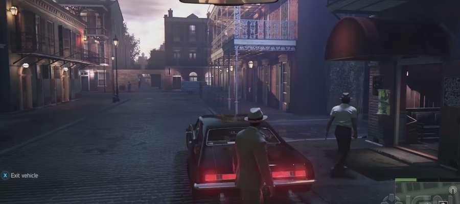 Kadr z gameplay'u.