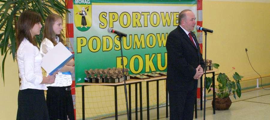 Kiedyś morąscy sportowcy byli nagradzani przez władze miejskie, w tym roku wracamy do dobrej tradycji