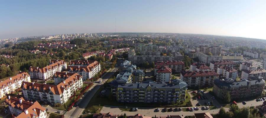 Według raportu w Olsztynie żyje się dobrze. Na jakich osiedlach najlepiej?