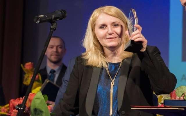 Dr Anna Snarska z Wydziału Medycyny Weterynaryjnej - full image