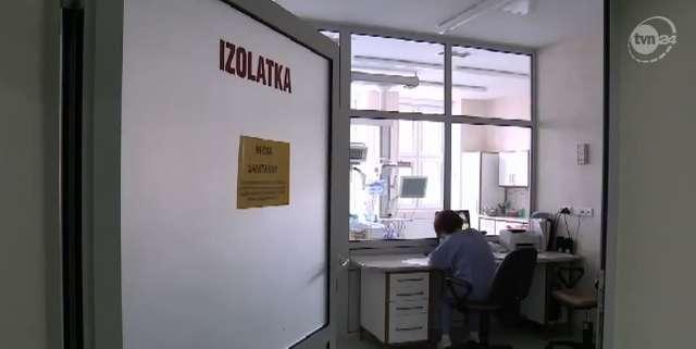 6 chorych na świńską grypę w szpitalu w Krakowie - full image