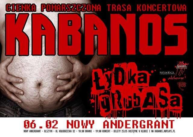 Kabanos i Łydka Grubasa zagrają w Anderze - full image