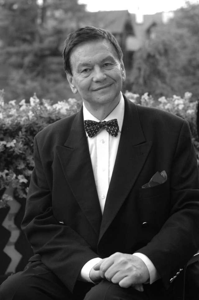 Nie żyje Bogusław Kaczyński. Wybitny popularyzator muzyki poważnej - full image